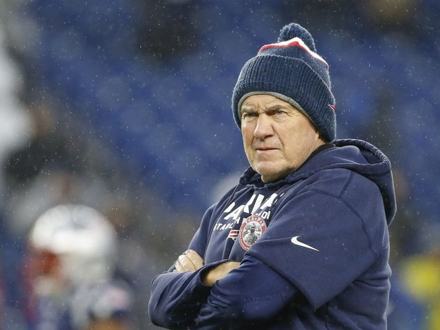The Patriots had a Spygate 2.0 that lasted 30 minutes total