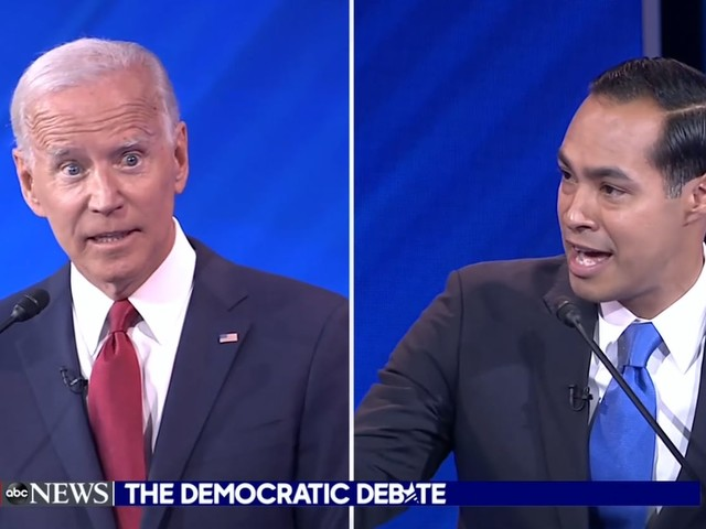 Julian Castro goes there on Joe Biden's age: 'Are you forgetting what you said two minutes ago?'