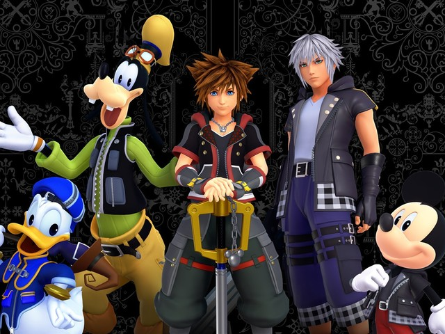 KINGDOM HEARTS III DEMO Is Now Available For Xbox One