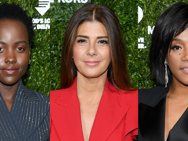 Lupita Nyong'o, Marisa Tomei, & Tiffany Haddish Arrive at God's Love We Deliver, Golden Heart Awards 2019!