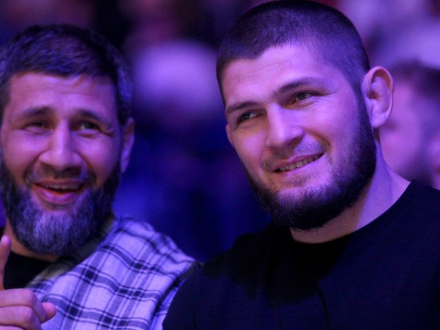 Khabib talks about times he was careful not to injure people in the UFC
