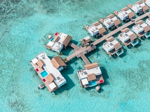 News: Emerald Maldives Resort & Spa welcomes first guests