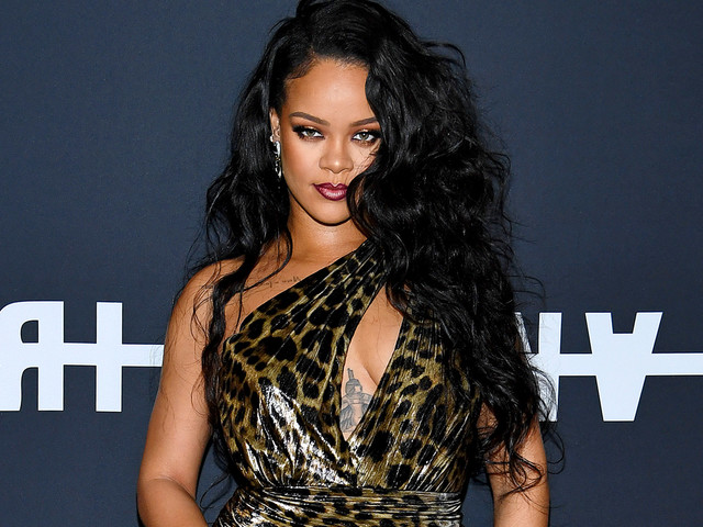 Rihanna Celebrates Her Autobiography at Launch Party in NYC!