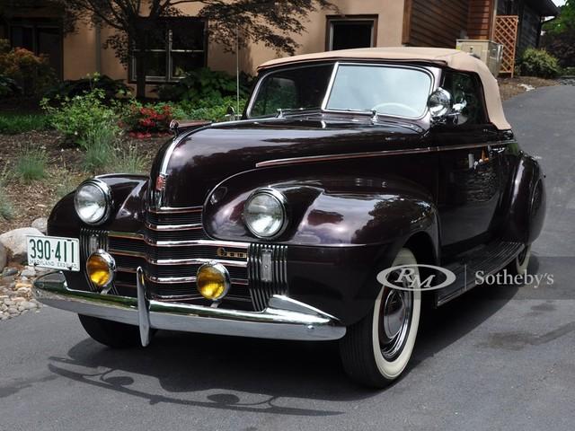 1940 Oldsmobile 60