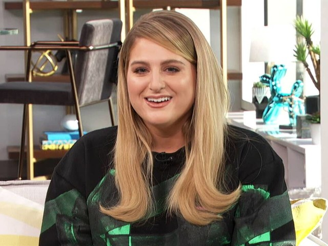 "Meghan Trainor: Album Is ""Emotionally All Over the Place"""