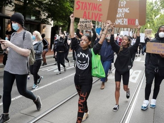 Companies like Netflix, McDonald's, and Target are speaking out amid the George Floyd protests — and some are actually taking action