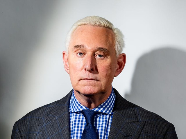 DOJ prosecutor withdraws from Roger Stone case after senior officials publicly overruled career prosecutors to seek a lower sentence for Stone