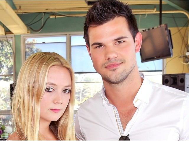 Todd Fisher Praises Taylor Lautner For Supporting Billie Lourd After Her Mom's Death