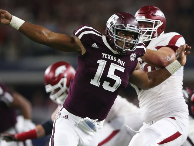 Myles Garrett loves dinosaurs, and 10 more fun facts about the likely No. 1 NFL Draft pick