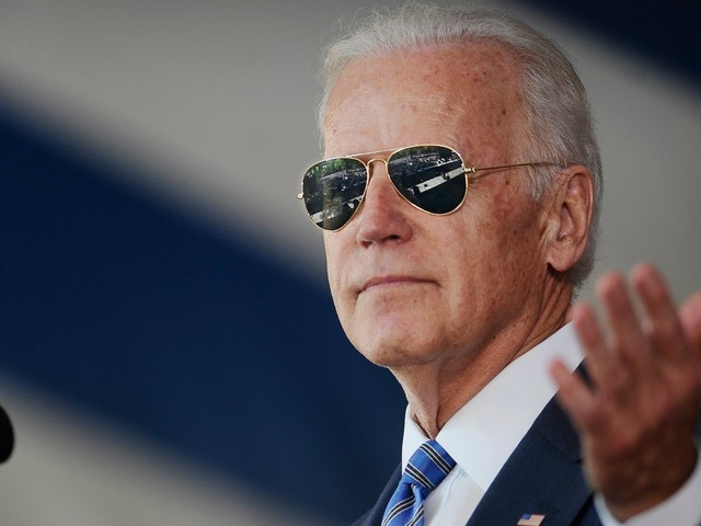 Joe Biden goes after Amazon on the campaign trail
