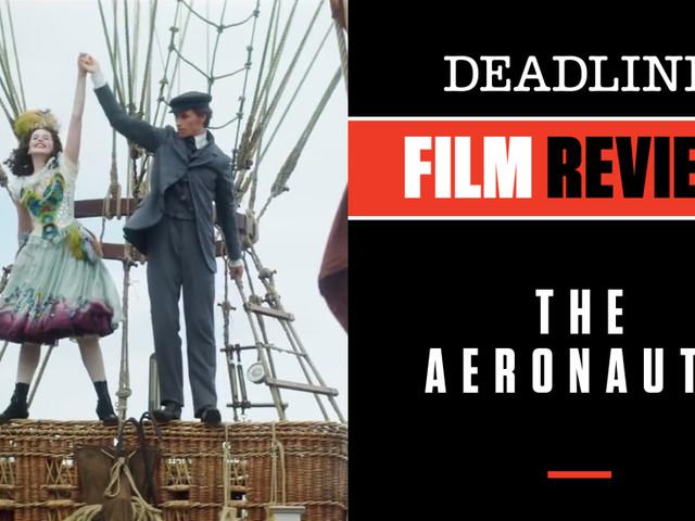 'The Aeronauts' Review: Eddie Redmayne & Felicity Jones Reunite And Soar To New Heights