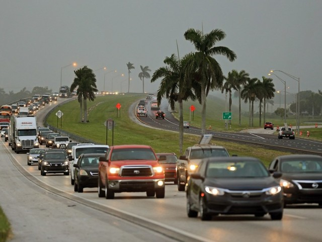 Tropical Storm Dorian Nears Landfall in Caribbean, Targets Florida This Weekend