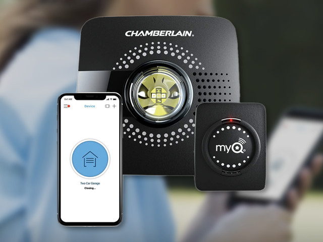 The Chamberlain MyQ smart garage hub is on sale again for $30 ($20 off)
