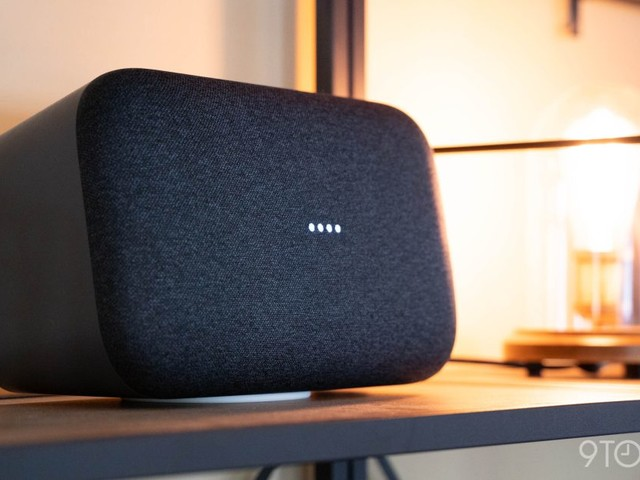[Update: Final] Google Home Max officially discontinued after going out of stock