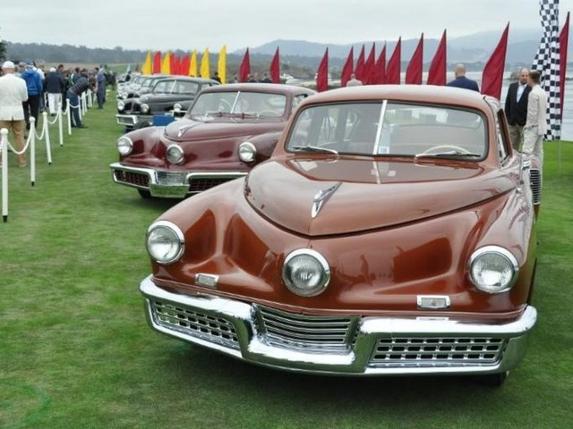 """AACA Museum, Inc. to discuss """"Tucker – The 50 Production Cars"""""""