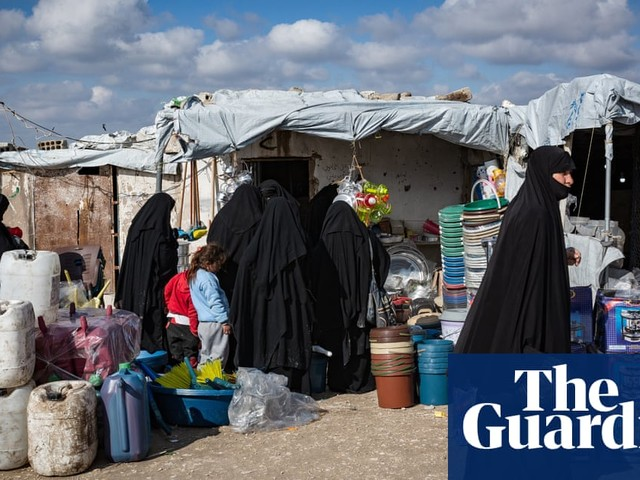 How women of Isis in Syrian camps are marrying their way to freedom