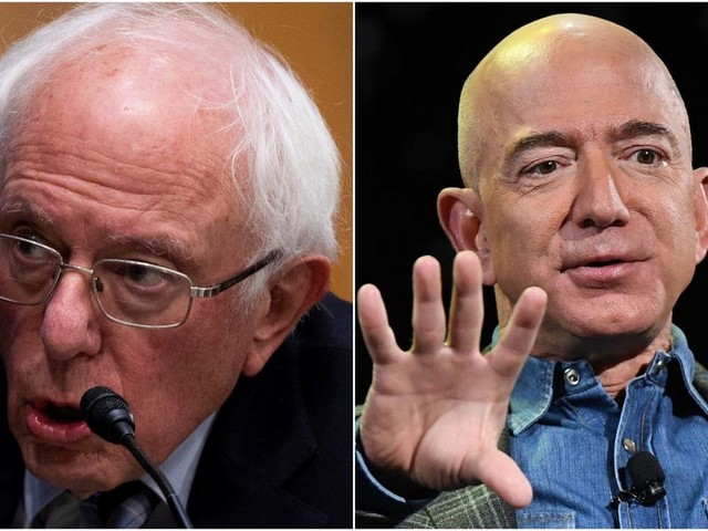Bernie Sanders will travel to Alabama to meet with Amazon workers pushing to unionize amid his ongoing battle with Jeff Bezos (AMZN)