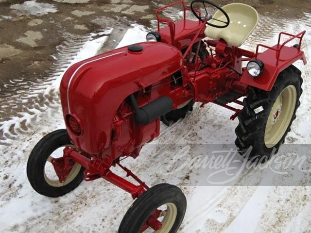 1953 Porsche Tractor