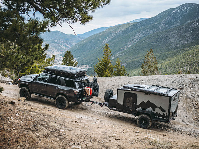 Tiny Trailer: Into the Wild Overland Boreas AT