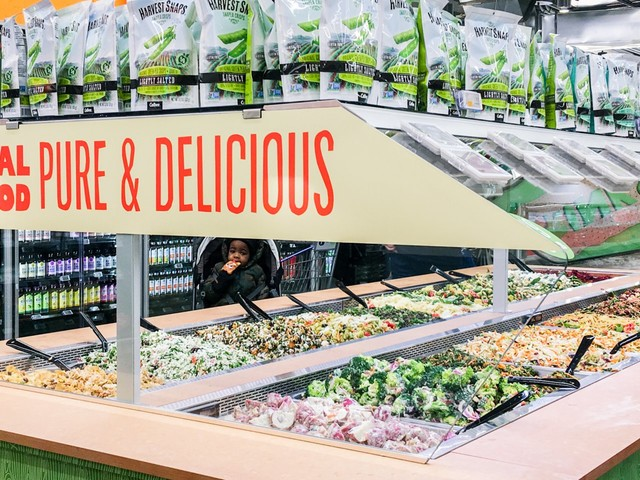 Whole Foods halts growth of its cheaper '365' stores (AMZN)