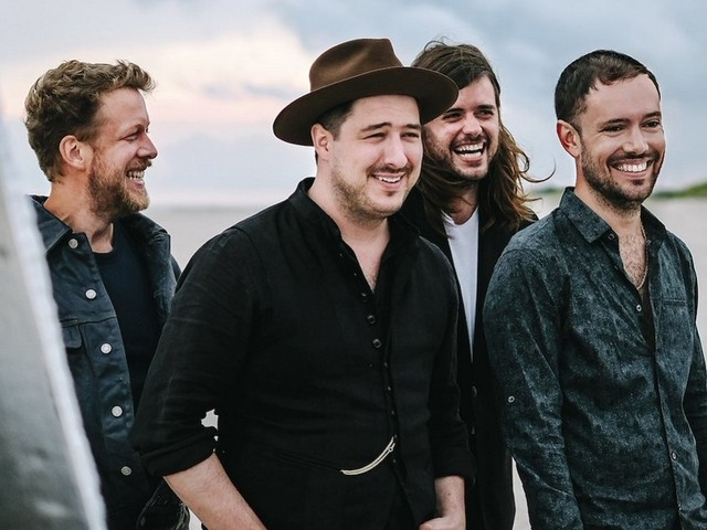Mumford & Sons Share 'Beloved' Video