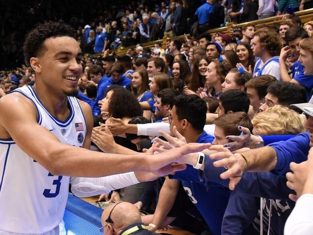 NCAA Basketball Rankings: Duke No. 1 once again
