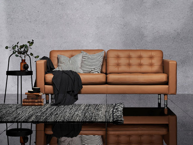 The Best Leather Sofas and Couches for Every Budget