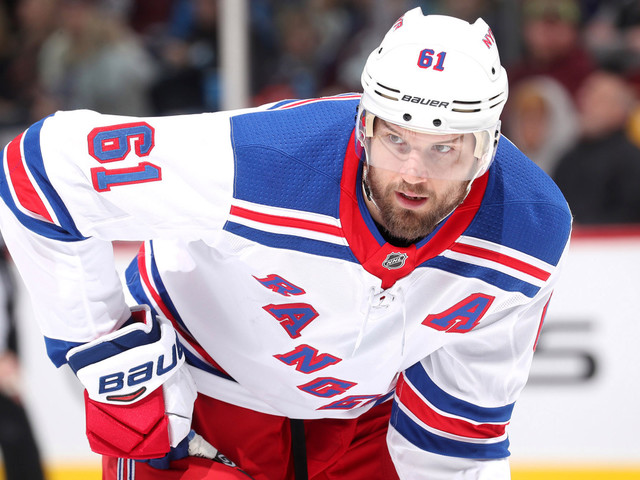 Former Rangers star Rick Nash forced to retire early