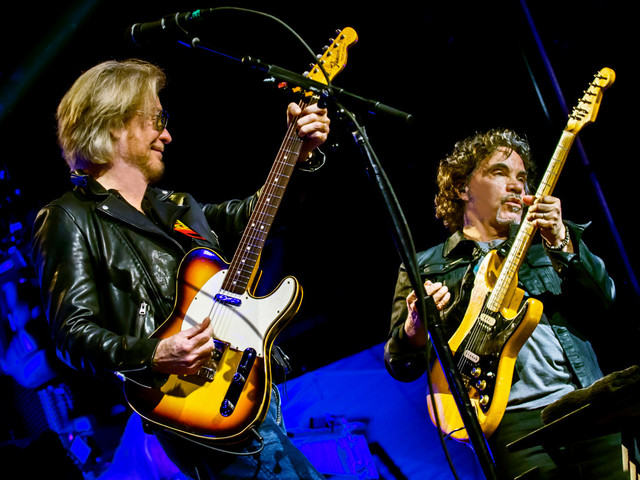 Hall & Oates still making dreams come true with a sold-out MSG show