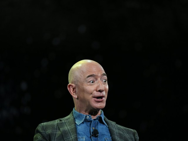 Amazon overtakes Google and Apple to become the world's most valuable brand