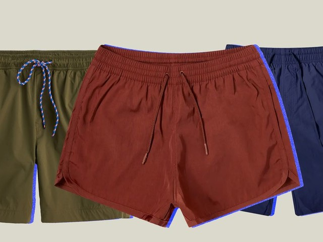 The Best Swim Trunks for Summer Aren't Just for Swimming