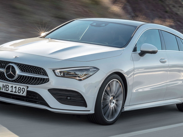 2020 Mercedes-Benz CLA Shooting Brake Is Almost As Expensive As The C-Class