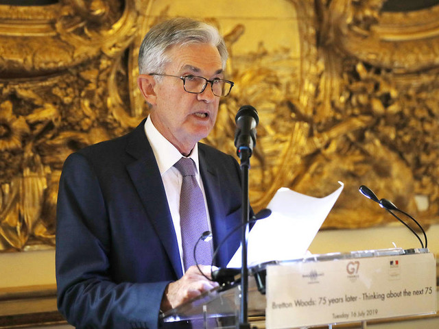Powell says 2008 financial crisis accelerated economic changes