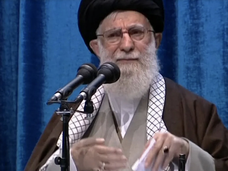 "Ayatollah Slams Trump: He's A ""Clown"" Who Will Betray The Iranian People"