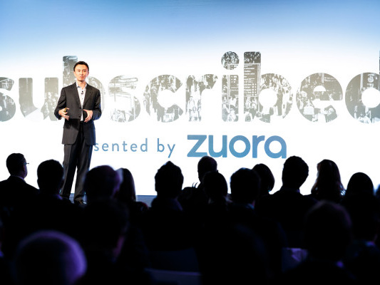 Zuora's IPO is another step in golden age of enterprise SaaS