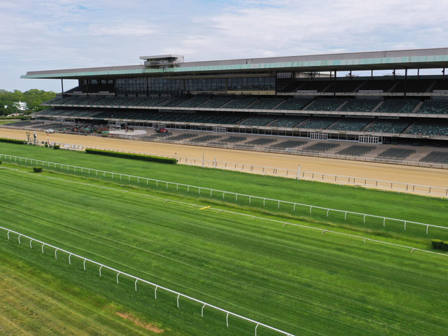 Belmont Stakes the reprieve we need in summer without sports