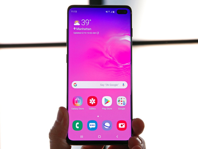 The 10 best things about Samsung's Galaxy S10