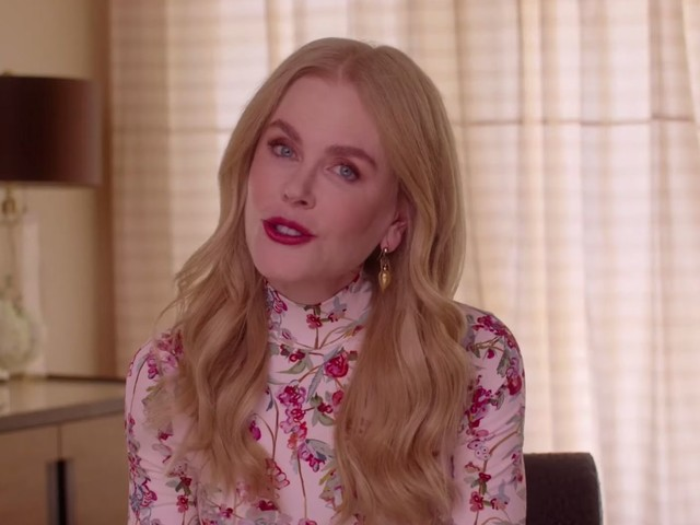 Nicole Kidman Shares The Exact Moment She Realized She Was A 'Goner' For Keith Urban