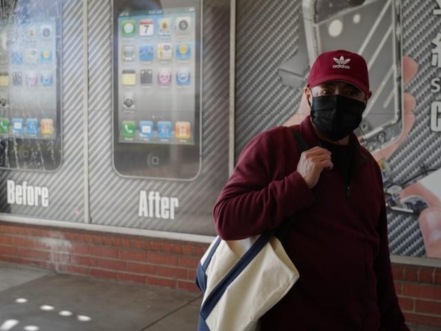 The coronavirus is raising alarm among consumers, the powerhouse of the US economy