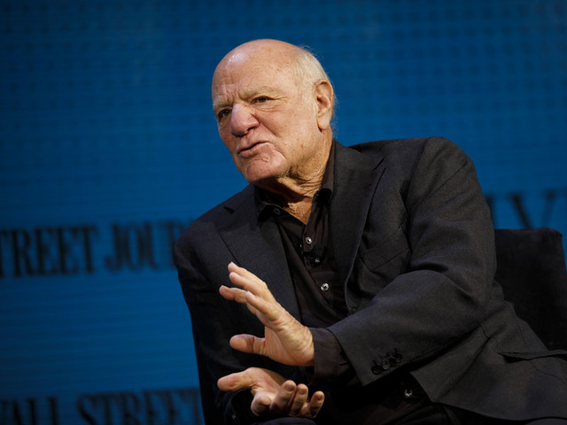 Barry Diller takes shots at VCs, startup valuations