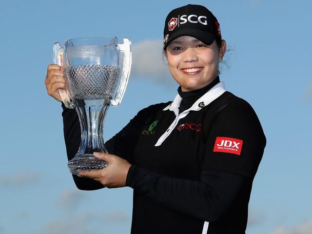 Ariya Jutanugarn outlasts Lexi Thompson to win LPGA Tour Championship