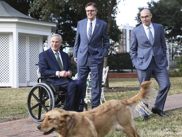 Texas House Speaker Dennis Bonnen raised nearly $4 million since November