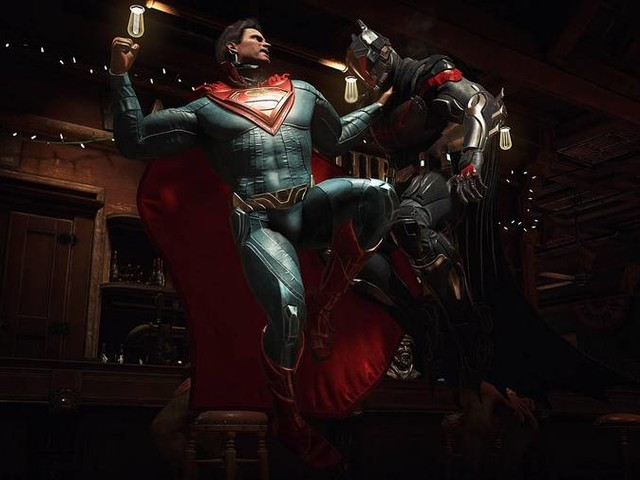 Injustice: Gods Among Us Is Finally Getting Its Own Animated Movie