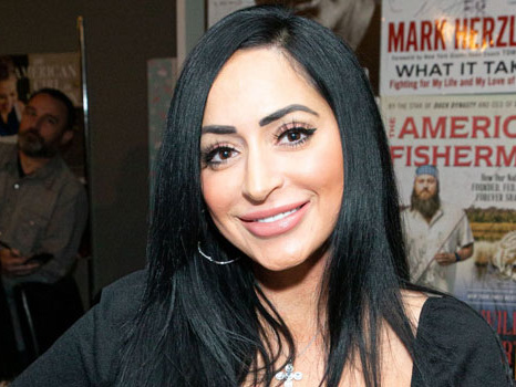Angelina Pivarnick Has 'Distanced Herself' From 'Jersey Shore' Cast After Their Wedding Night Diss