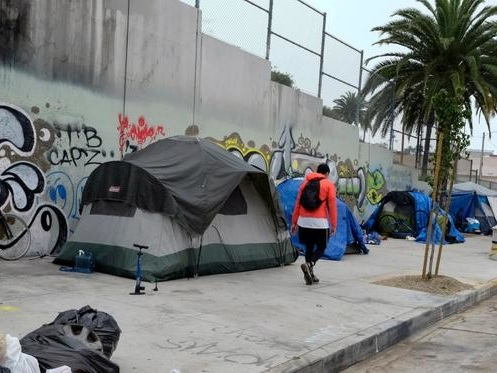 Supreme Court Lets Lower Court Ruling Stand Allowing Homeless To Sleep On Sidewalk