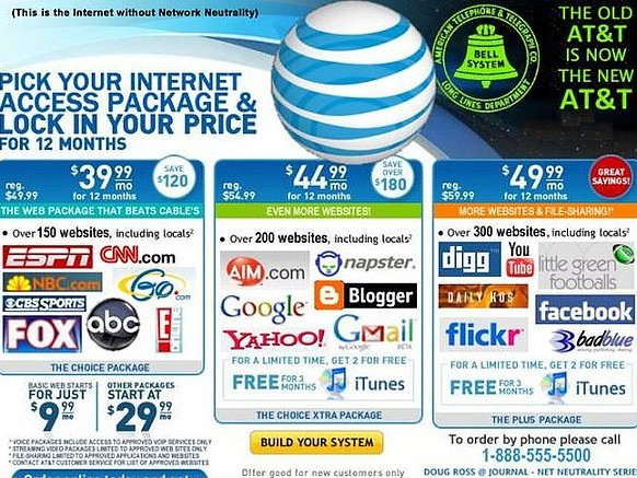 Six States Have Proposed Net Neutrality Laws With More Coming -