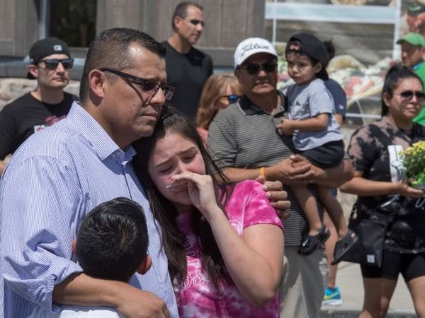 My Walmart, My Neighbors, My God: Weeping with Hope in El Paso
