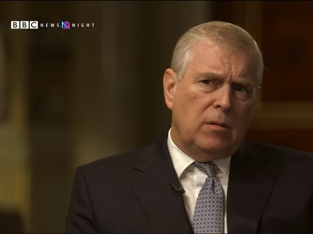 Prince Andrew told the Queen that his BBC interview was a 'great success'