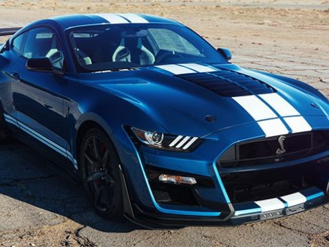Road Tests: 2020 Ford Mustang Shelby GT500