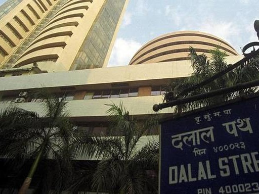 Sensex drops over 100 points as Moody's cuts India outlook